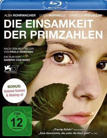 Blu-ray »Die Einsamkeit der Primzahlen«