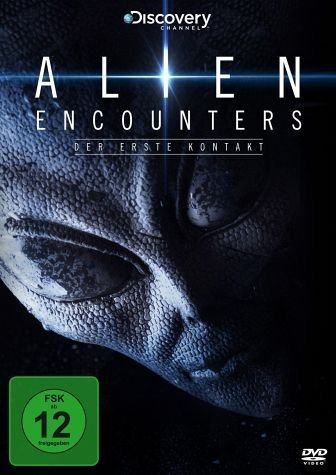 DVD »Alien Encounters«