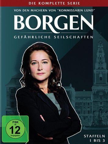 DVD »Borgen - Gefährliche Seilschaften, Die...«