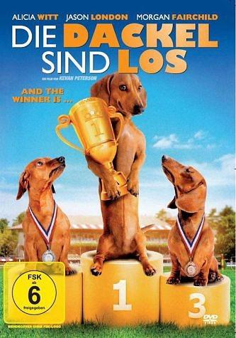 DVD »Die Dackel sind los«