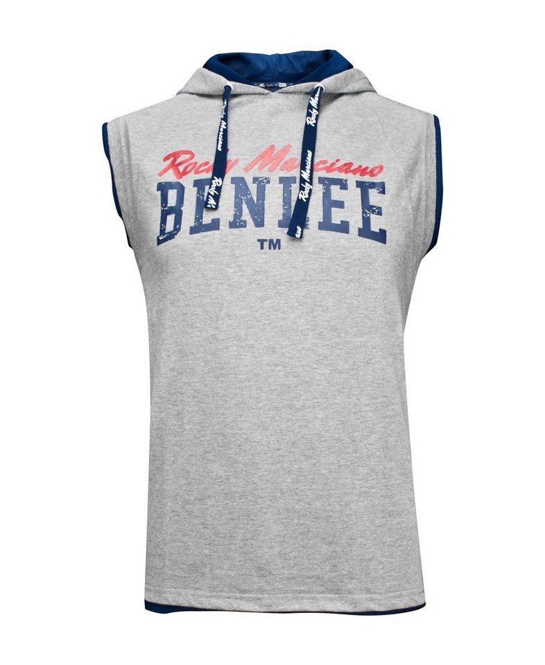 Benlee Rocky Marciano Hoodie »EPPERSON« in Marl Grey
