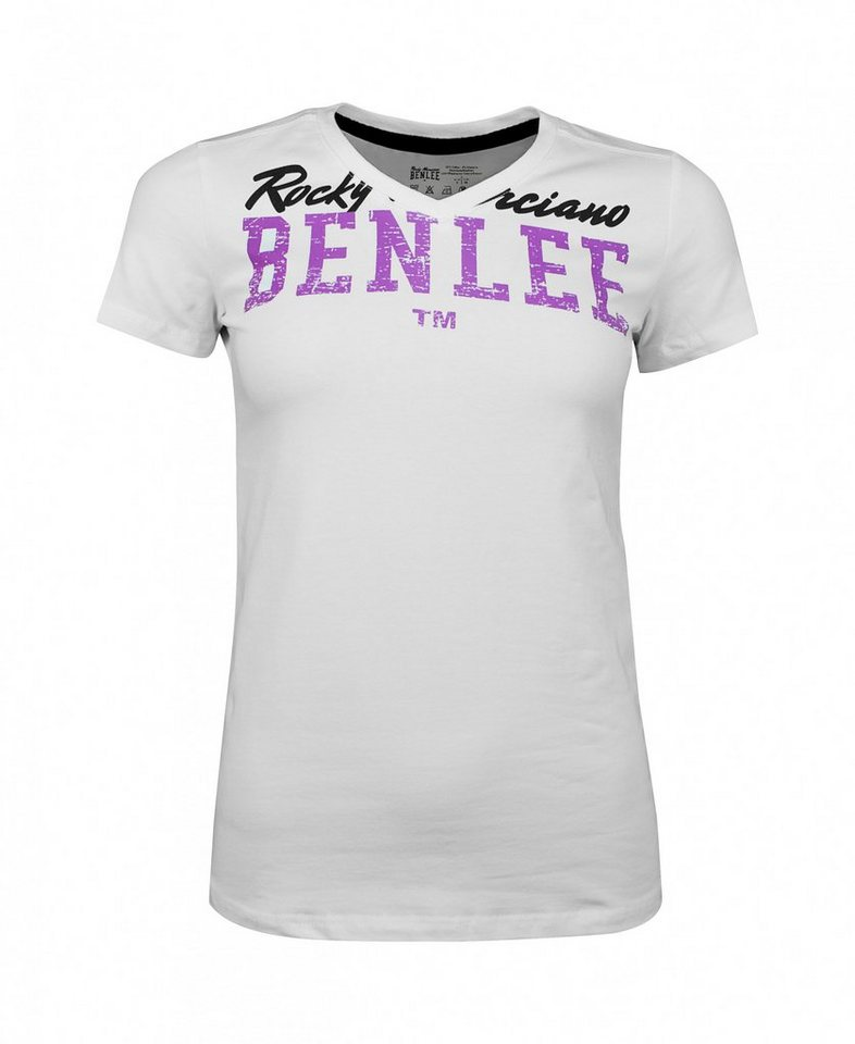 Benlee Rocky Marciano T-shirt »FLORYS« in White