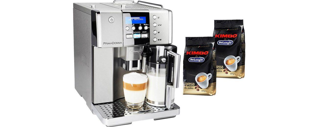 De'Longhi Kaffeevollautomat »Prima Donna ESAM 6620«