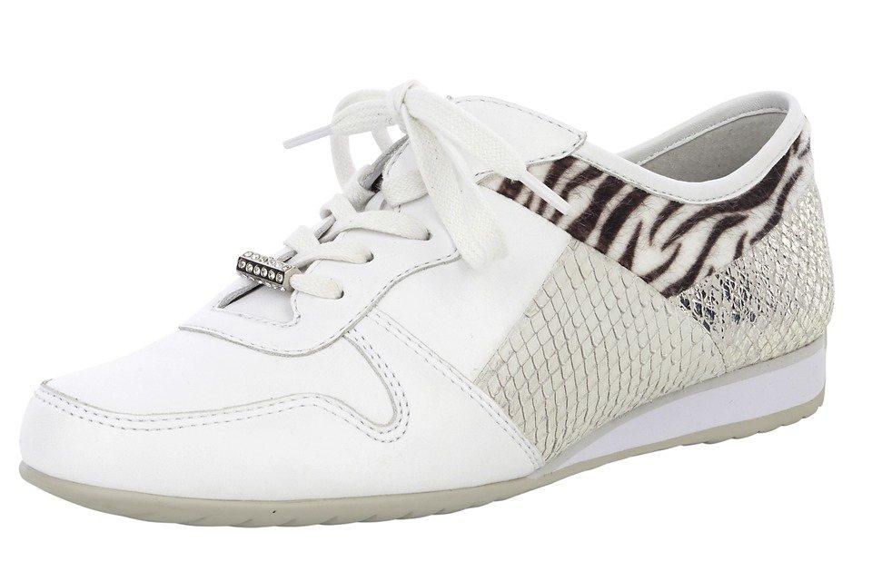 Sneaker von GABOR in weiß