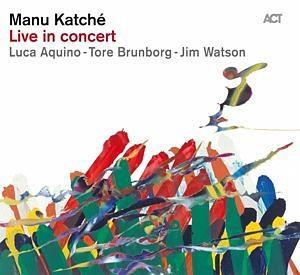 Audio CD »Manu Katché: Live In Concert«