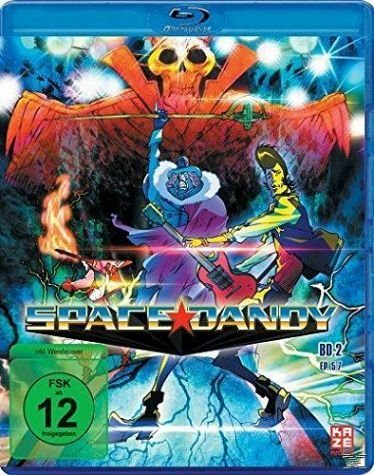 Blu-ray »Space Dandy - Vol. 2«