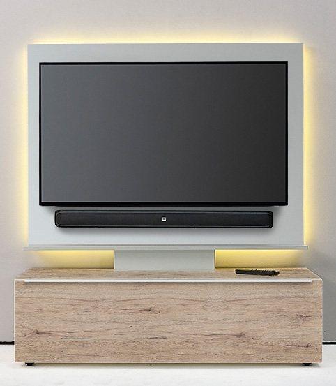 Wohnwand Mit Tv Paneel   Blogdejust