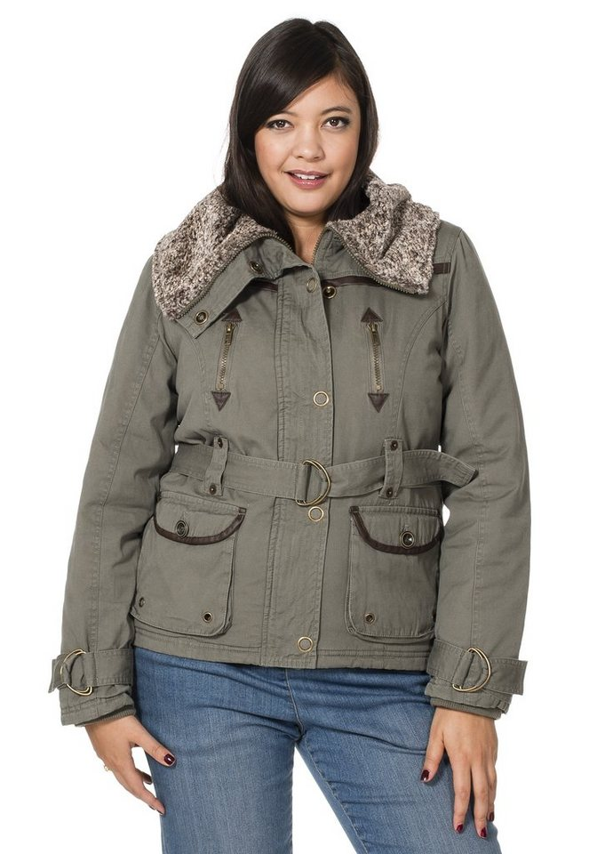 Joe Browns Outdoorjacke in khaki