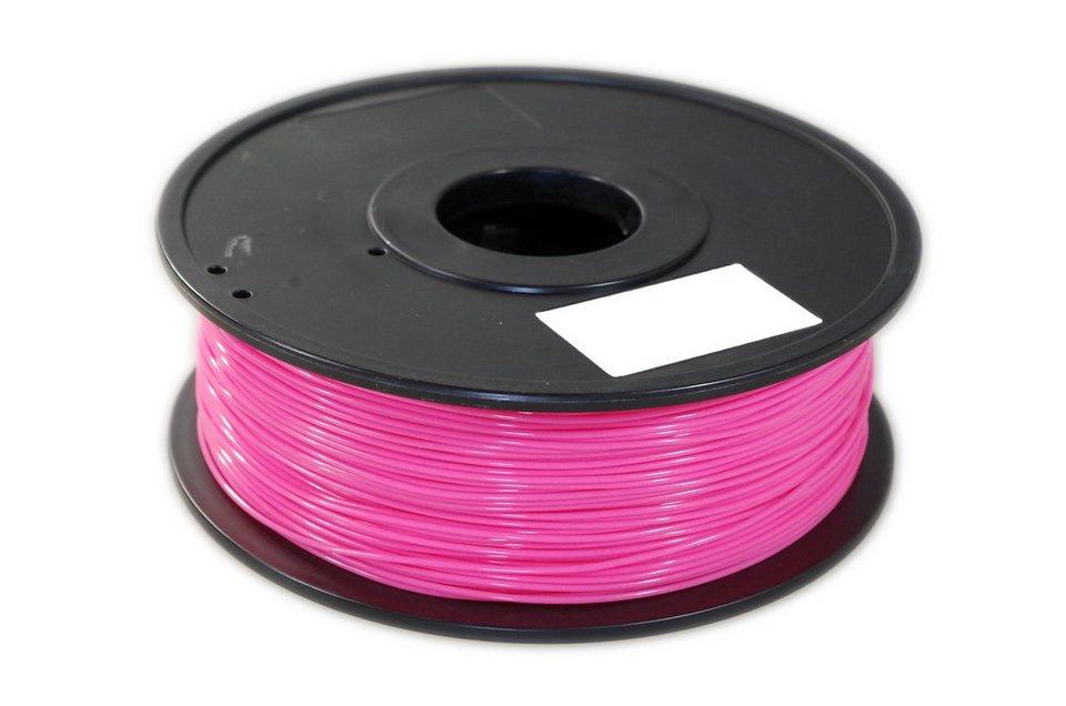 FELIXprinters Filament für 3D Drucker »PLA 1.75, pink«