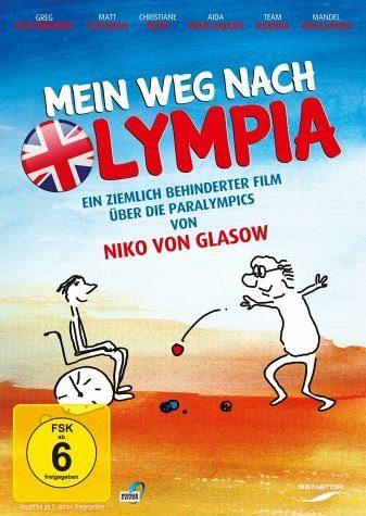 DVD »Mein Weg nach Olympia«
