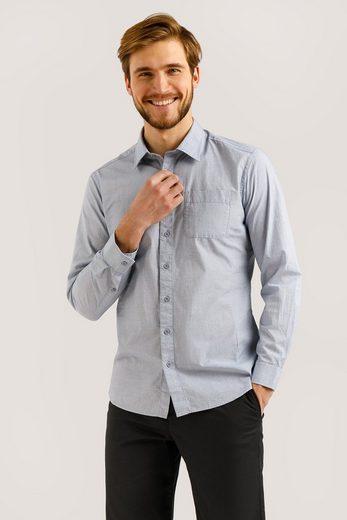 Schlussverkauf Finn Flare Businesshemd im modernen Look