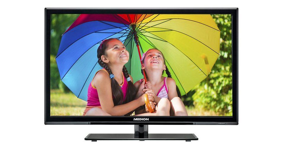 "MEDION® 59,9cm (23,6"") LED-Backlight TV »LIFE® P12236, HD Triple Tuner, Full HD«"