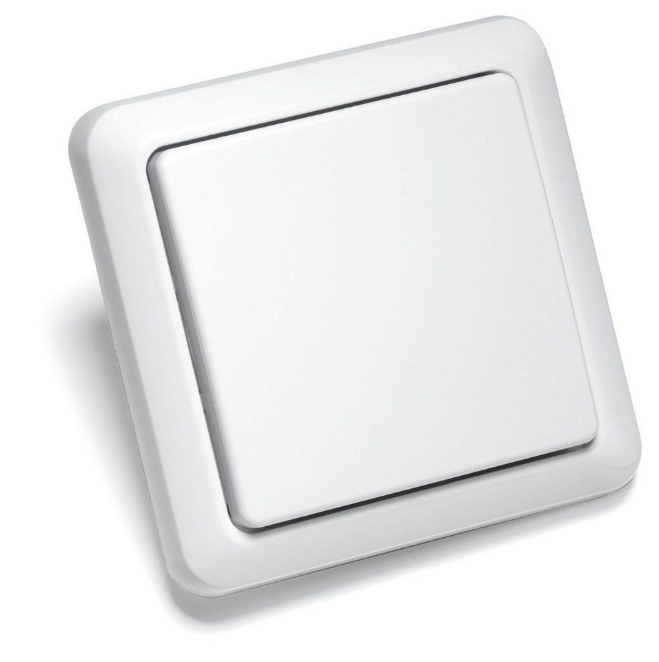 intertechno - Smart Home - Energie & Komfort »YWT-8500 Funk-Wandsender« in weiss
