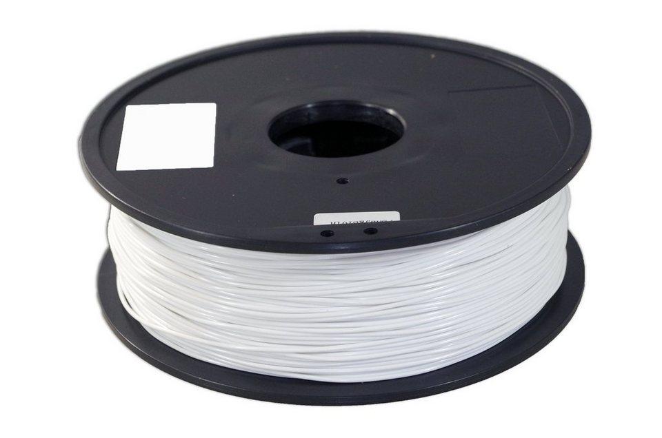 FELIXprinters Filament für 3D Drucker »Arnitel 1.75, weiss flexibel«