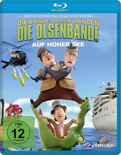 Blu-ray »Die Olsenbande auf hoher See«