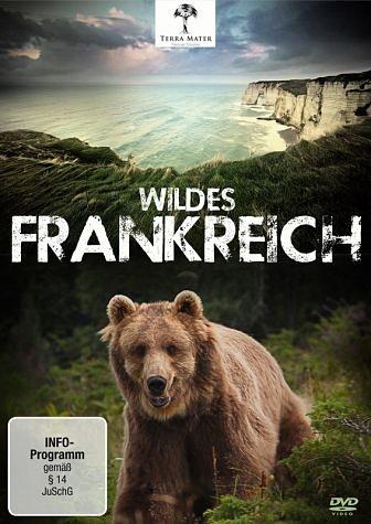DVD »Wildes Frankreich«