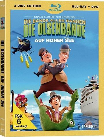 Blu-ray »Die Olsenbande auf hoher See (Limited...«
