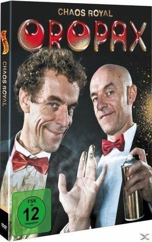 DVD »Chaostheater Oropax - Chaos Royal«