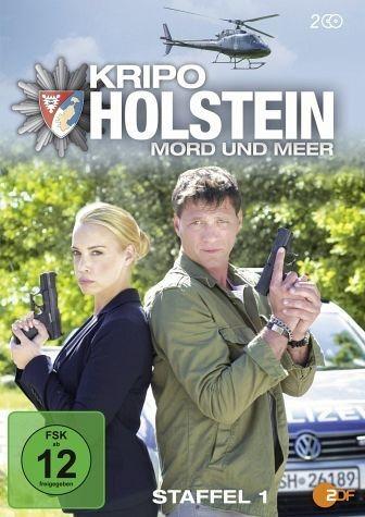 DVD »Kripo Holstein - Mord und Meer, Staffel 1 (2...«