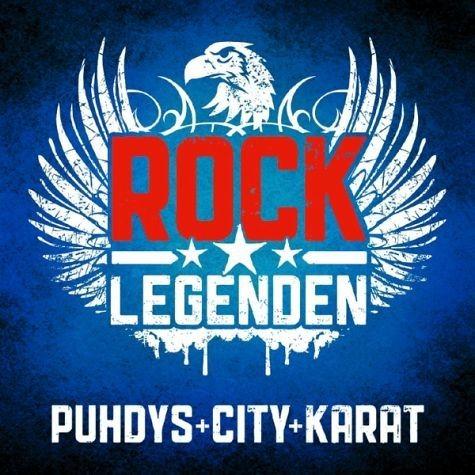Audio CD »Puhdys; City; Karat: Rock Legenden«