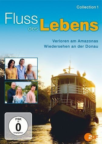 DVD »Fluss des Lebens: Collection 1«
