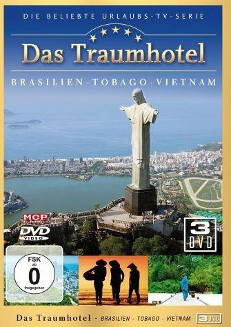 DVD »Das Traumhotel (3 Discs)«