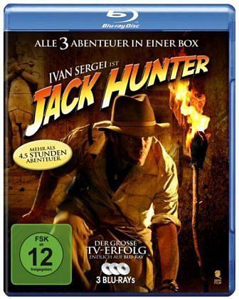 Blu-ray »Jack Hunter«