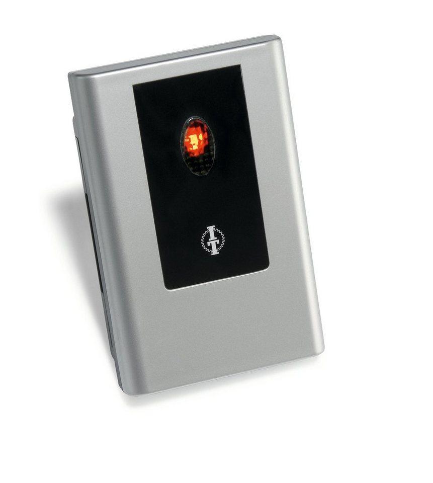 intertechno - Smart Home - Sicherheit & Komfort »ITDS-50 Funk-Dämmerungsschalter« in grau