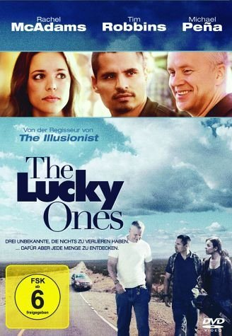 DVD »The Lucky Ones«