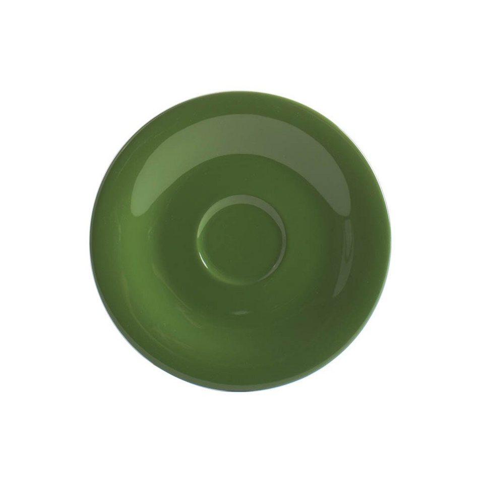 Kahla Espresso-Untertasse »Pronto Colore« in Smaragdgrün
