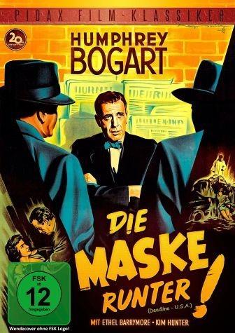 DVD »Die Maske runter!«