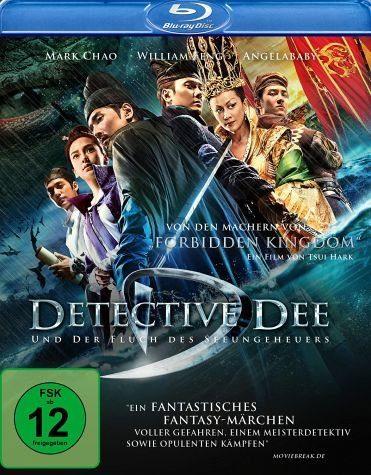 Blu-ray »Detective Dee und der Fluch des Seeungeheuers«
