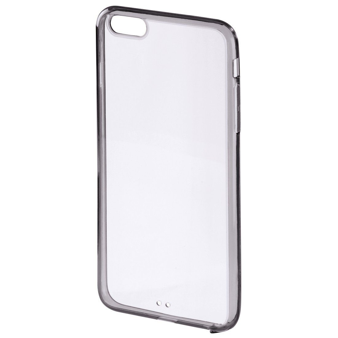 Hama Cover Frame für Apple iPhone 6 Plus/6s Plus, Schwarz