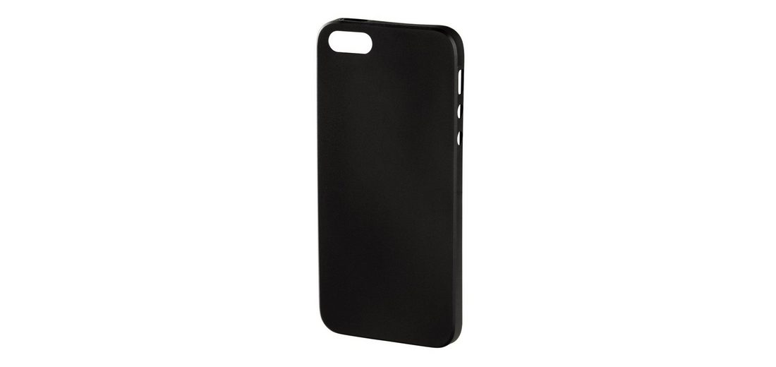 Hama Cover Ultra Slim für Apple iPhone 6 Plus/6s Plus, Schwarz