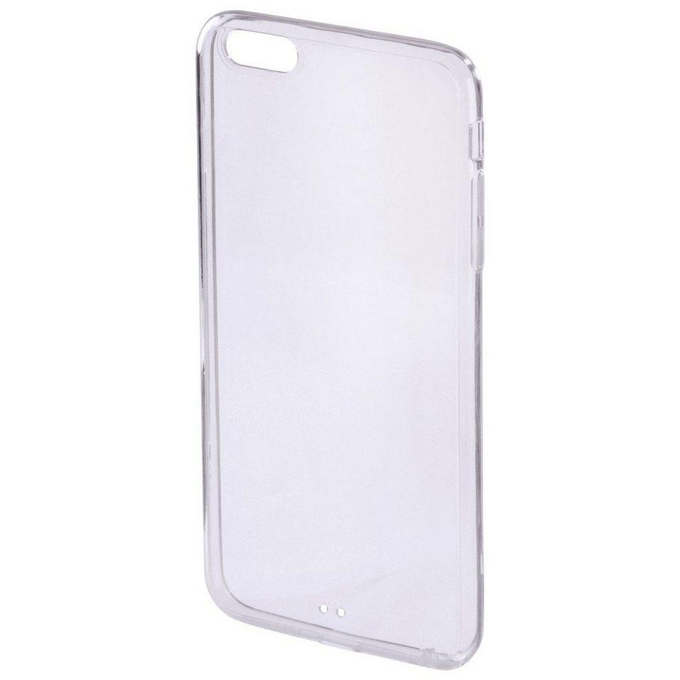hama cover frame f r apple iphone 6 plus 6s plus wei. Black Bedroom Furniture Sets. Home Design Ideas
