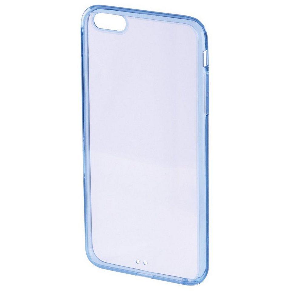 Hama Cover Frame für Apple iPhone 6 Plus/6s Plus, Blau in Blau
