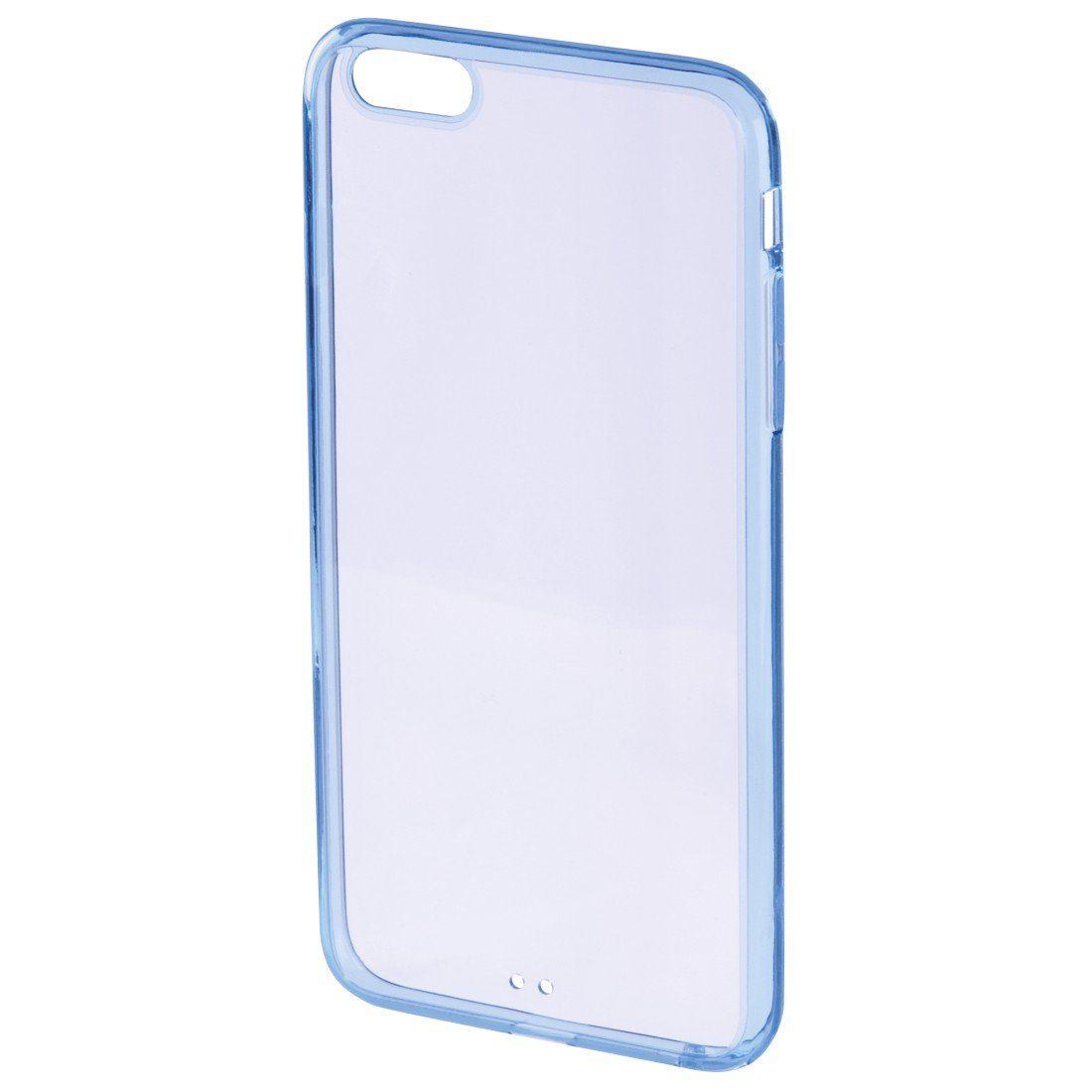 Hama Cover Frame für Apple iPhone 6 Plus/6s Plus, Blau