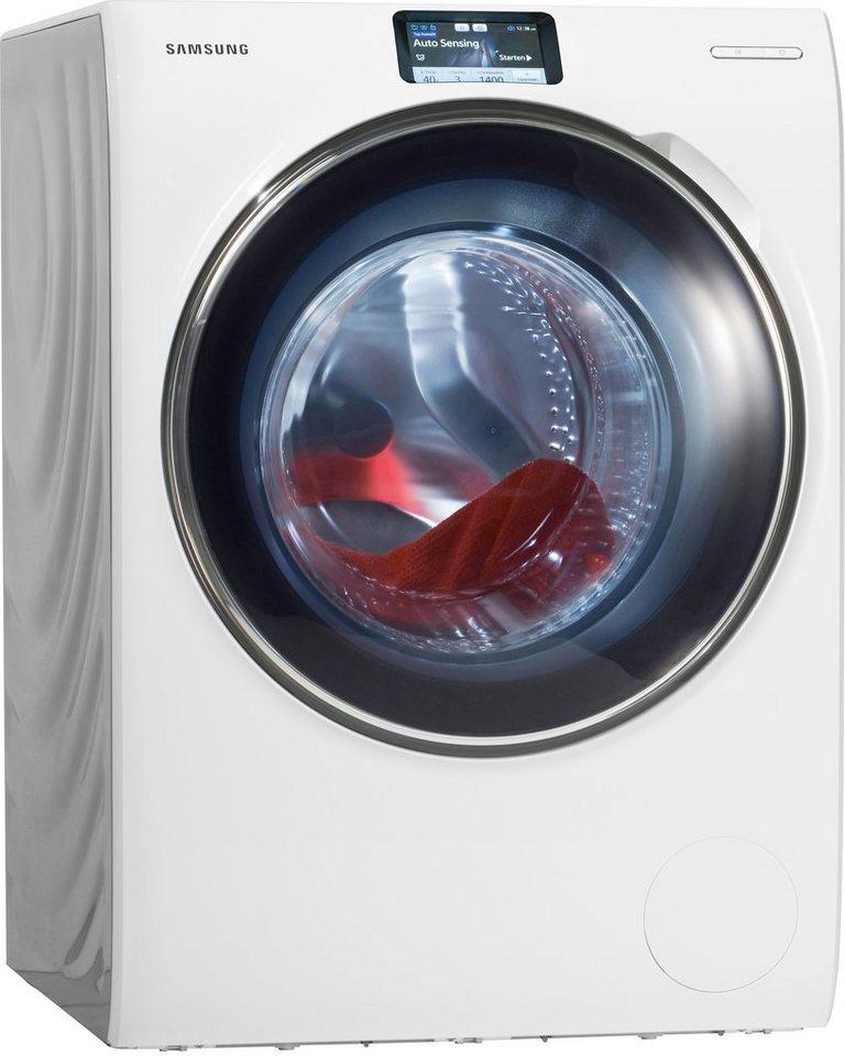 samsung waschmaschine ww10h9600ew eg 10 kg 1600 u min. Black Bedroom Furniture Sets. Home Design Ideas