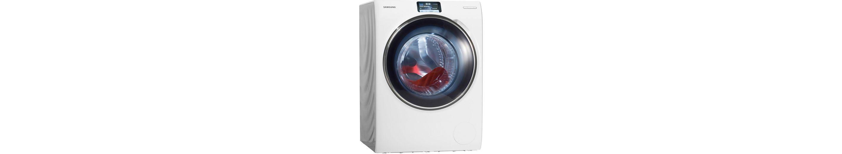 Samsung Waschmaschine WW10H9600EW/EG, A+++, 10 kg, 1600 U/Min