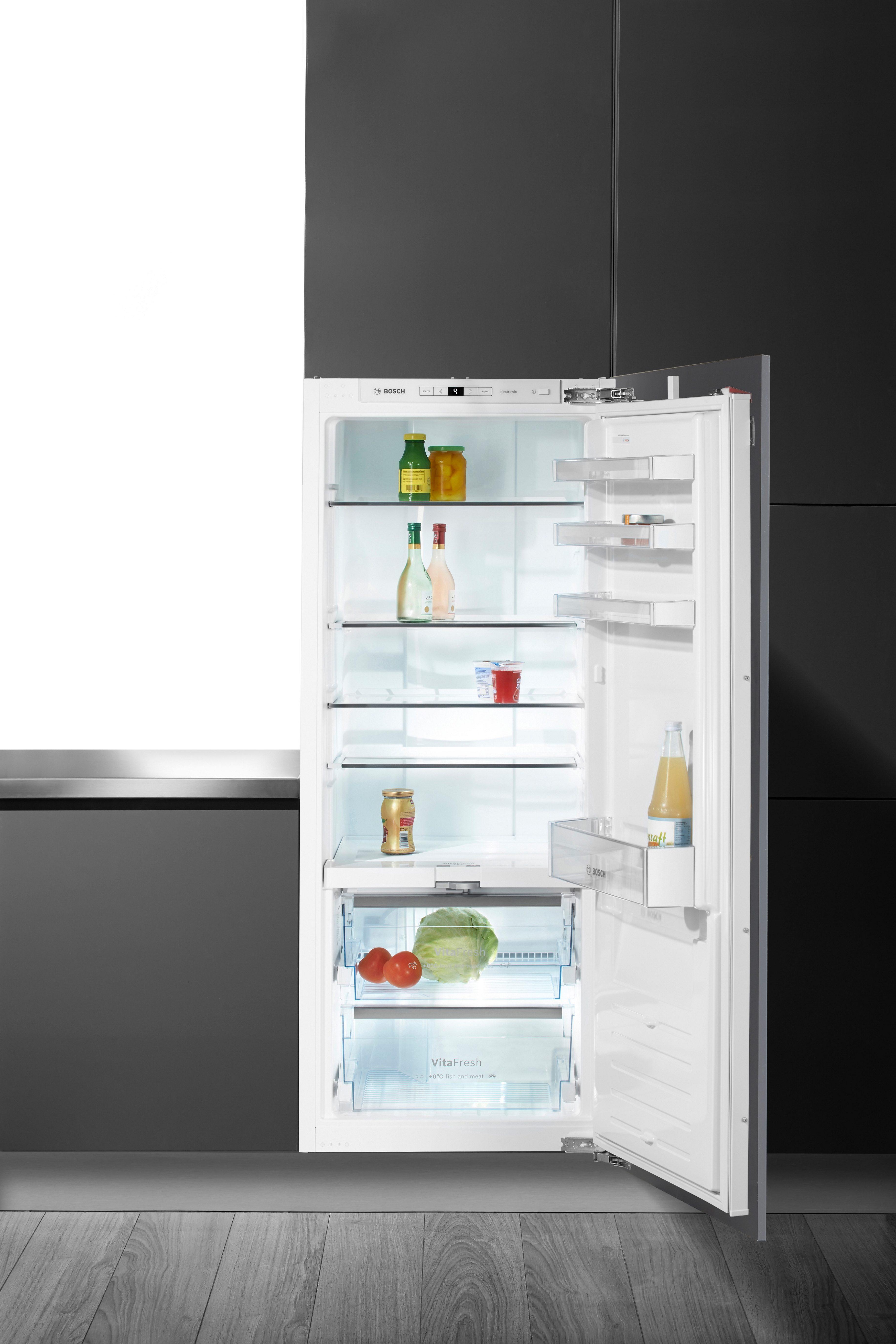 Bosch Integrierbarer Einbau-Kühlautomat KIF51AF30, A++, 140 cm hoch
