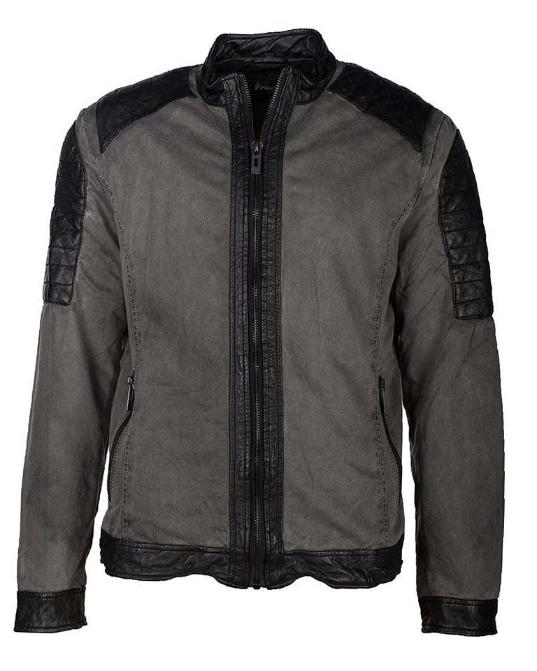 MAZE Jacke, Herren »Sanchez« in grey/black