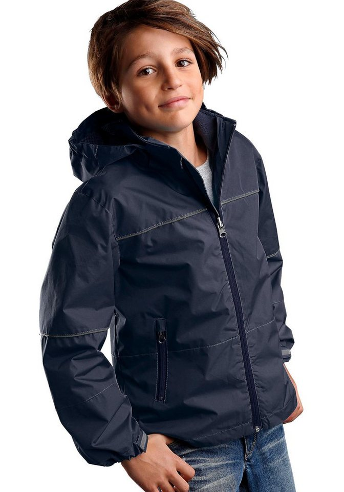H.I.S 3-in-1-Funktionsjacke in marine