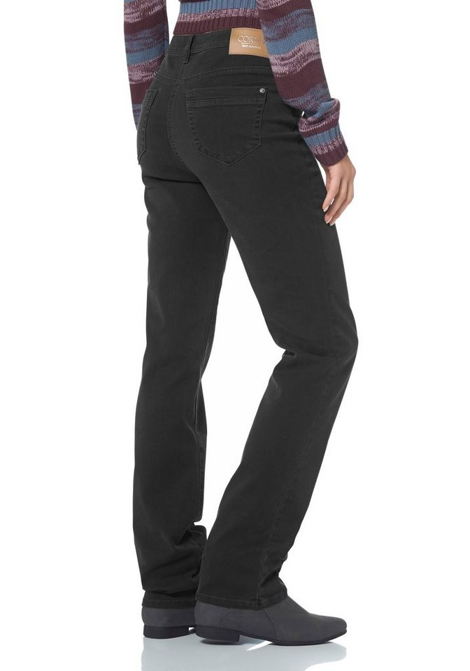 Corley 5-Pocket-Jeans in anthrazit
