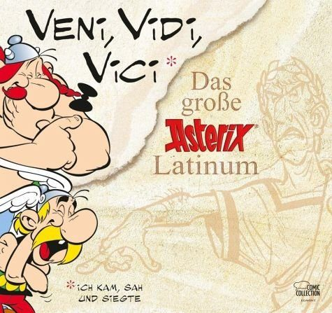 Gebundenes Buch »Veni, Vidi, Vici / Asterix Latein«