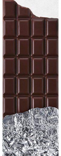 Architects Paper Fototapete »Chocolate Bar«, (1 St), Vlies, glatt