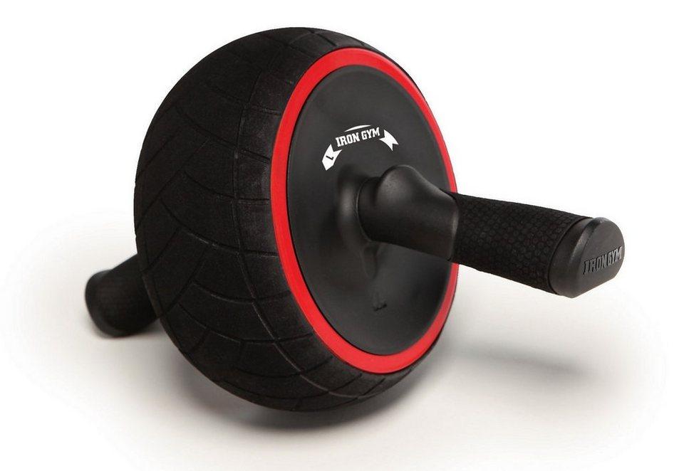 Bauchmuskeltrainer, »SPEED ABS«, IRON GYM in schwarz