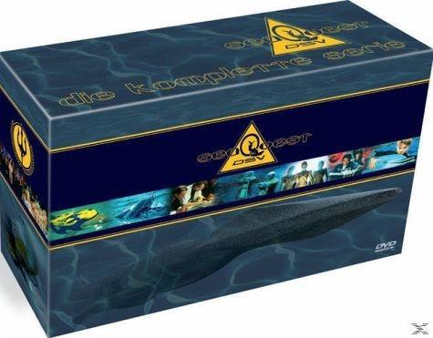DVD »Seaquest DSV - Die komplette Serie DVD-Box«