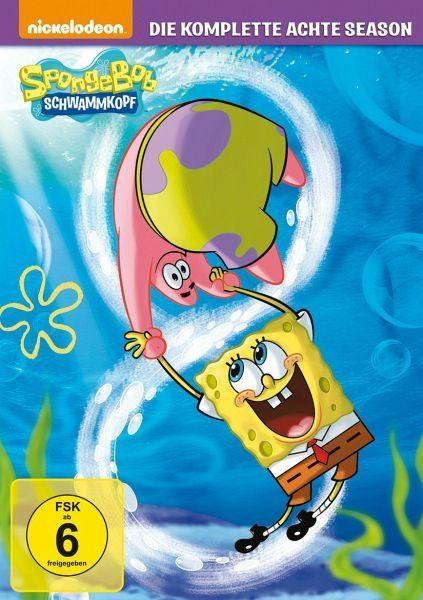 DVD »SpongeBob Schwammkopf - Die komplette achte...«