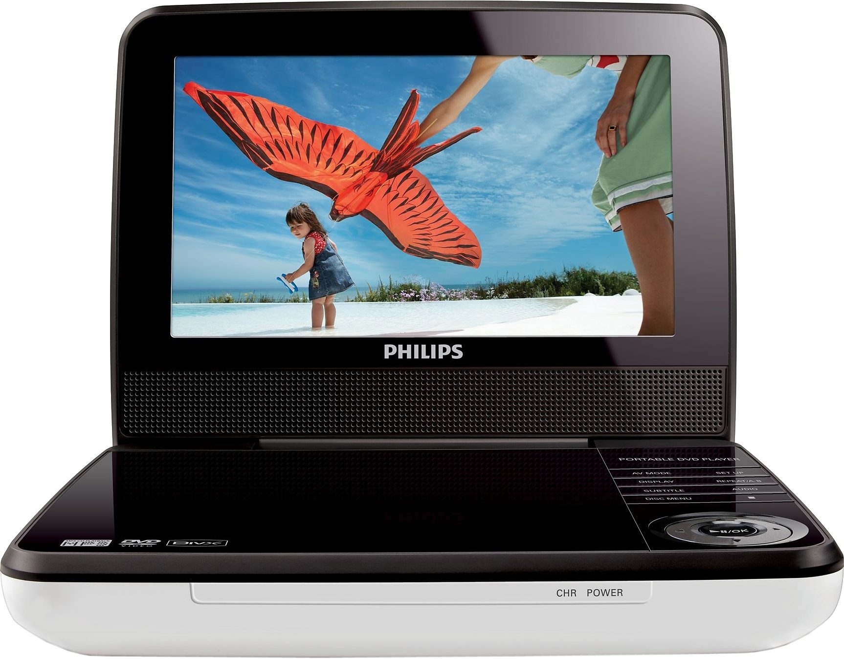 Philips PD7030 Portabler DVD-Player