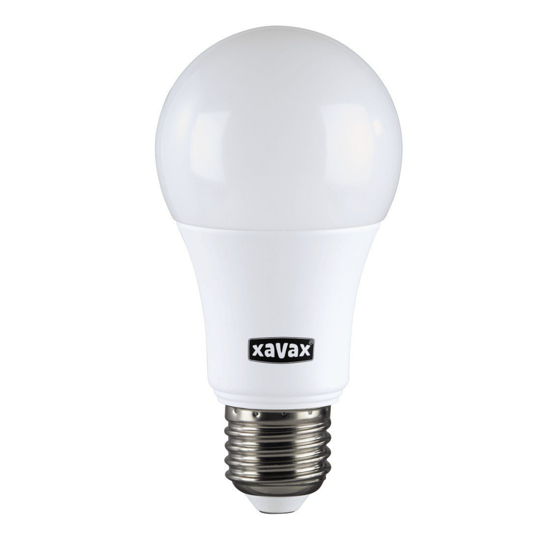 Xavax High Line LED-Lampe, 9,2W, Glühlampenform, E27, Warmweiß, RA90